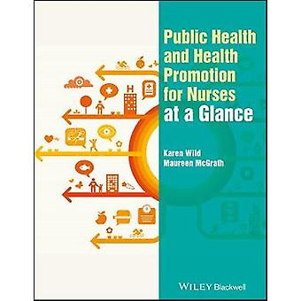Public Health and Health Promotion for Nurses at a Glance by Public H