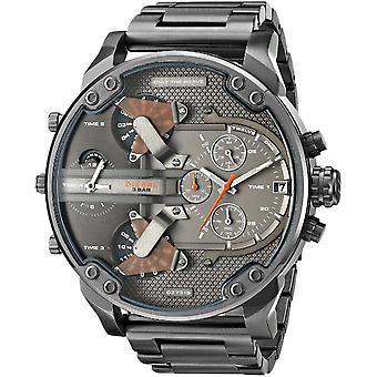 Diesel Dz7315 Mr.daddy 2.0 Gunmetal Men's Watch