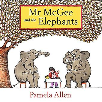 Herr McGee und Elefanten