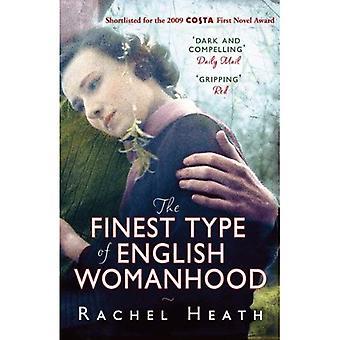 Den finaste typ engelska kvinnlighet