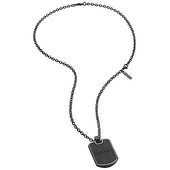 Police Men's Stainless Steel Pendant Necklace PJ.26400PSUGR-03