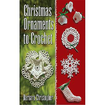 Dover Publications-Christmas Ornaments To Crochet DOV-89613
