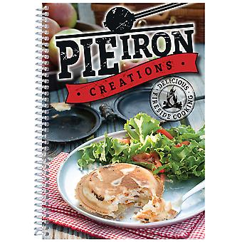 Pie Iron Creations Delicious Fireside Cooking  Cq2911