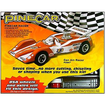Pine Car Derby Racer Kit Can Am P3947
