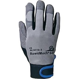 KCL 641 Glove RewoMech® Artificial leather, Tyvek®, Elastan Size 10