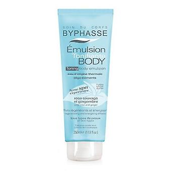 Byphasse Invigorating Body Emulsion torr hud 350 Ml