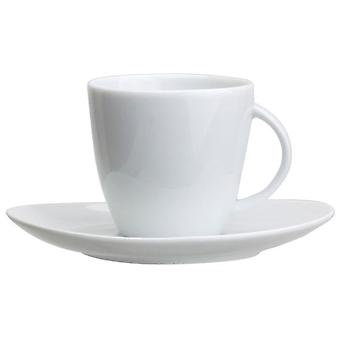 Avet 160 Ml Cup With Plate Set of 6