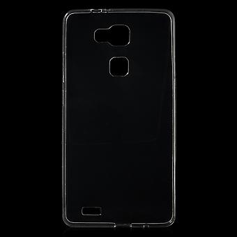 Transparent TPU rubber hood to Ascend Huawey Kill 7