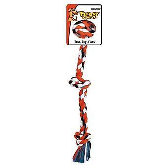 Flossy Chews 3 knop Slepebåter Lge 63cm