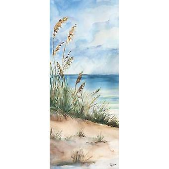 Seaview Panel I Poster Kunstdruck von Tre Sorelle Studios