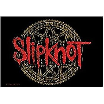 Slipknot Diabolic large fabric poster / flag 1100mm x 750mm (hr)
