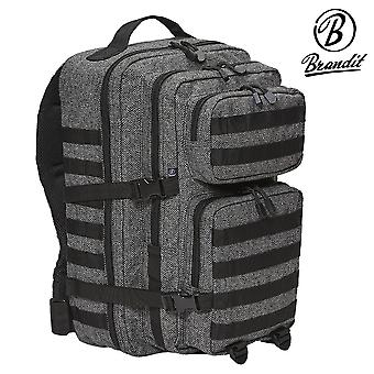 Brandit backpack US Cooper large flannel