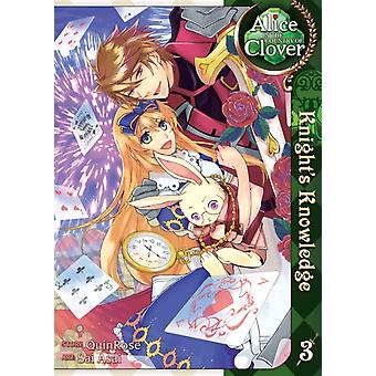 Alice in the Country of Clover: Knight's Knowledge vol 3 (Paperback) by Quinrose
