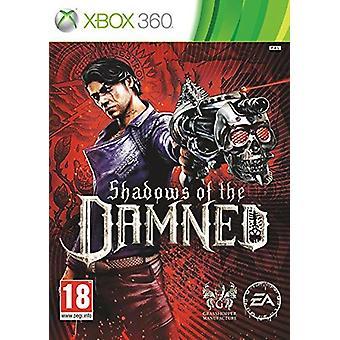 Schatten der verdammte Xbox 360 Spiel