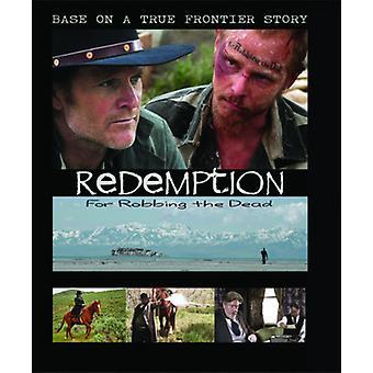 Importación de redención para el robo de los E.e.u.u. [Blu-ray] muerto