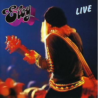 Eloy - Live [CD] USA import