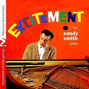 Sandy Smith Group - import USA emocji [CD]