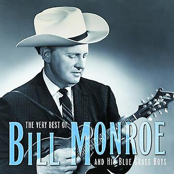 Bill Monroe - importación de USA de muy mejor de Bill Monroe [CD]