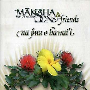 Makaha sønner - Makaha sønner & venner [CD] USA import