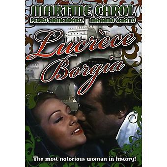 Lucrece Borgia [DVD] USA import
