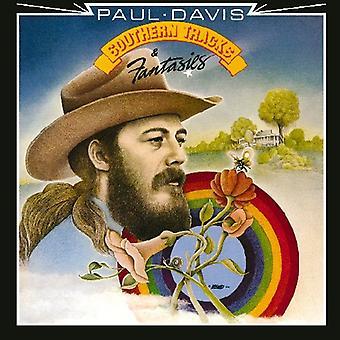 Paul Davis - zuidelijke Tracks & fantasieën [CD] USA import