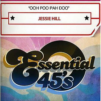 Jessie Hill - Ooh Poo Pah Doo [CD] USA import