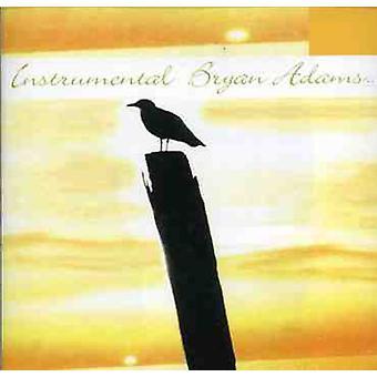 Medvirkende til Bryan Adams - instrumentale Bryan Adams [CD] USA importerer