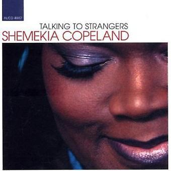 Shemekia Copeland - Talking to Strangers [CD] USA import