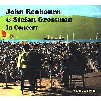 Grossman, Steve/John Renbourn - i koncert [CD] USA import