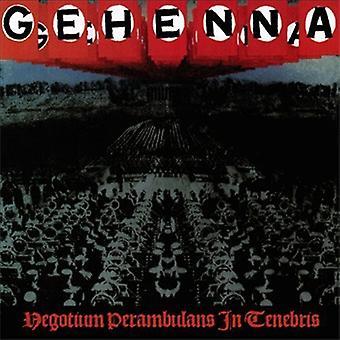 Gehenna - Negotium Perambulans i Tenebris [CD] USA import