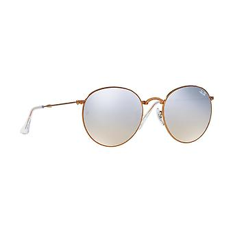 Ray-Ban Round Metal Folding Sonnenbrille - RB3532-198/9U-53