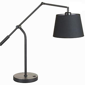 Bigbuy Black table lamp by Shine Inline (Home , Lighting , Table lamps)