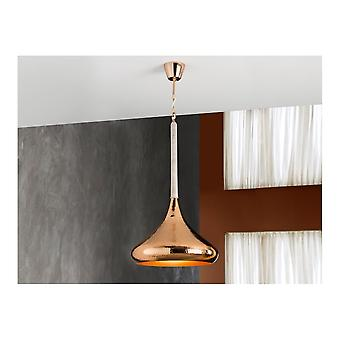 Schuller Ishara Hammer Plated Ceiling Pendant