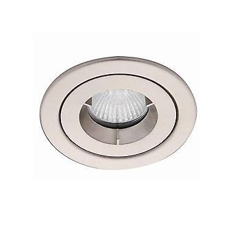 Ansell ICage Mini Showerlight IP65 50W GU10 Satin Chrome