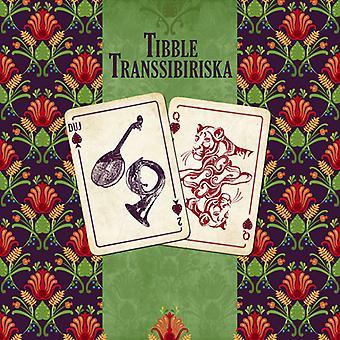 Tibble Transsibiriska - importación de Estados Unidos Duj [CD]
