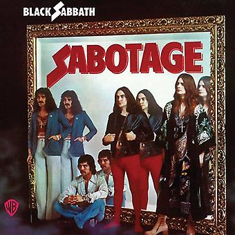 Black Sabbath - Sabotage [CD] USA import