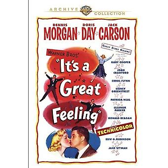 It's a Great Feeling [DVD] USA import