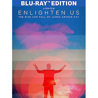 Enlighten Us: The Rise & Fall of James Arthur Ray [Blu-ray] USA import