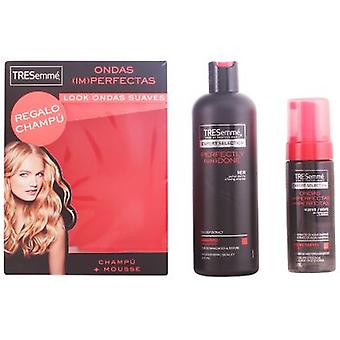 Tresemme Perfect waves Lot 2 Pieces (Hygiene and health , Shower and bath gel , Shampoos)