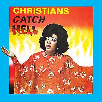 Forskellige kunstner - kristne fange helvede: Evangeliet rødder 1976-79 [CD] USA import