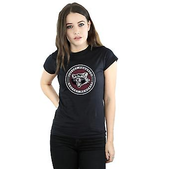 Marvel Women's Guardians of the Galaxy Rocket Powered T-Shirt