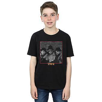 Run DMC Boys 82 Picture T-Shirt