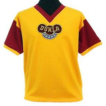 Dukla Prague 1960s Away Shirt