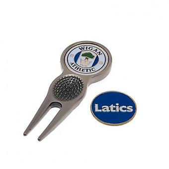 Wigan Athletic Divot Tool & Marker