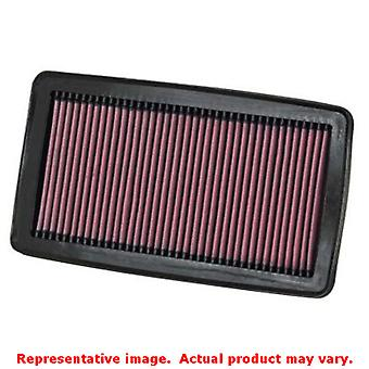 K&N Drop-In High-Flow Air Filter 33-2383 Fits:ACURA 2007 - 2009 MDX V6 3.7