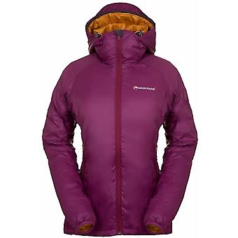 **SALE**Montane Womens Prism Jacket Dahlia (UK Size 10)