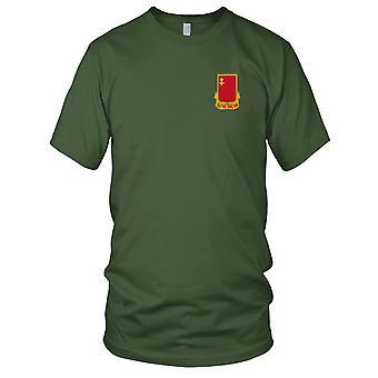 US Army Airborne artylerii polowej - 349th Batalion haftowane Patch - Panie T Shirt