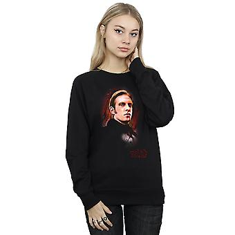 Star Wars Women's The Last Jedi General Hux Brushed Sweatshirt
