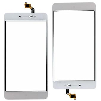 Display touch screen digitizer white-to WIKO Lenny 4 plus spare parts