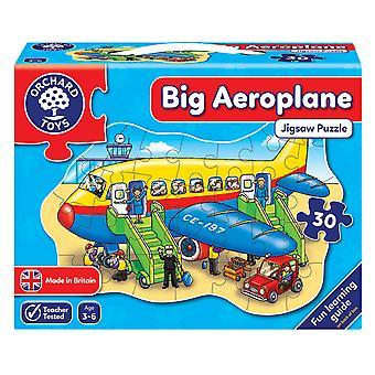 Orchard Big Aeroplane Puzzle
